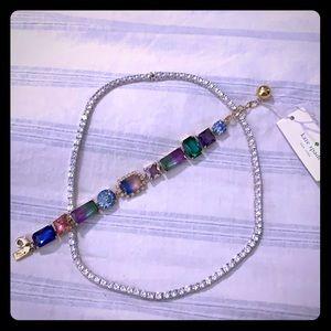 Kate Spade Color Crush bracelet gold